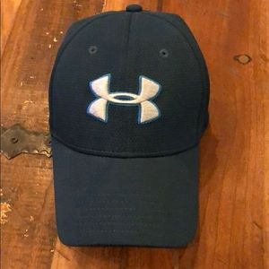 NWOT under armour ball cap MD/LG